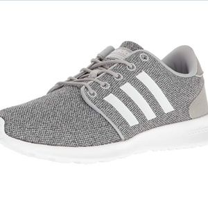 Adidas Gray Sneakers Size 8 Cloudfoam